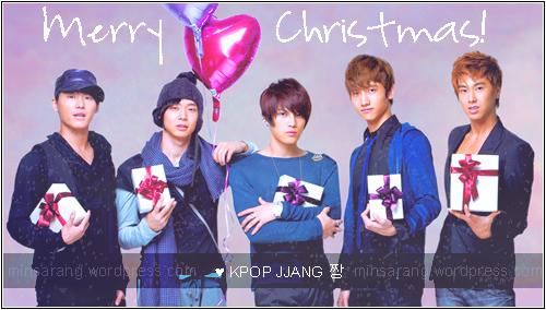 Merry Christmas from KPOP JJANG